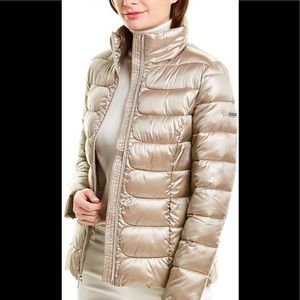 Via Spiga Packable Short Down Coat